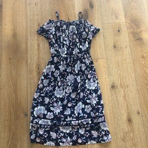 Lucky brand midi boho dress